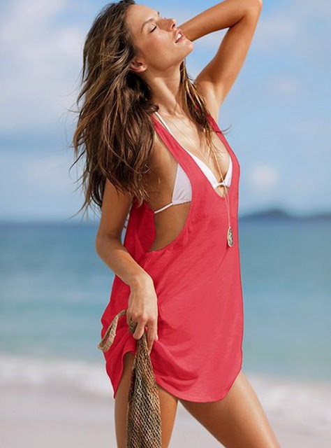 Victorias Secret Beach Cover-Up