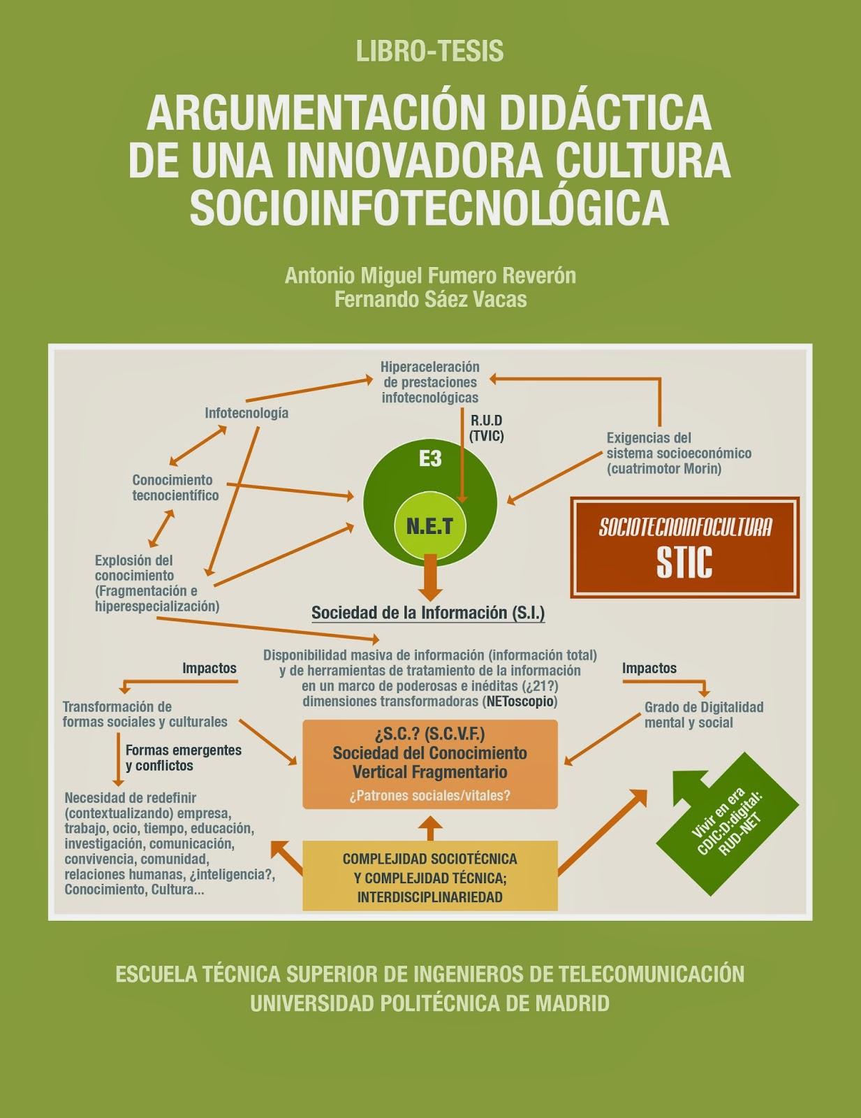 Argumentación didáctica de una Innovadora Cultura Socioinfotecnológica