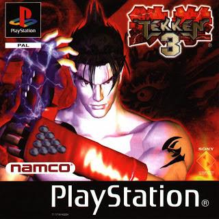 Tekken 3 capa