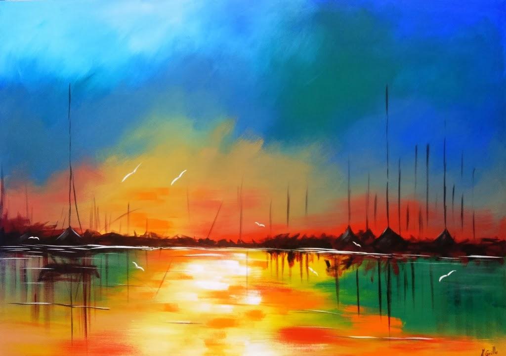 pintura moderna y fotograf a art stica paisajes