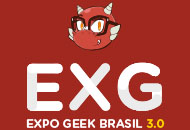 Family Geek Brasil fazendo Cobertura na Expo Geek 3.0