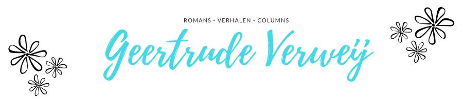 Geertrude Verweij - romans, verhalen, columns - zakelijke teksten - redactie - hulp & advies