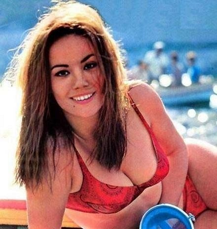 Claudine Auger Biography1