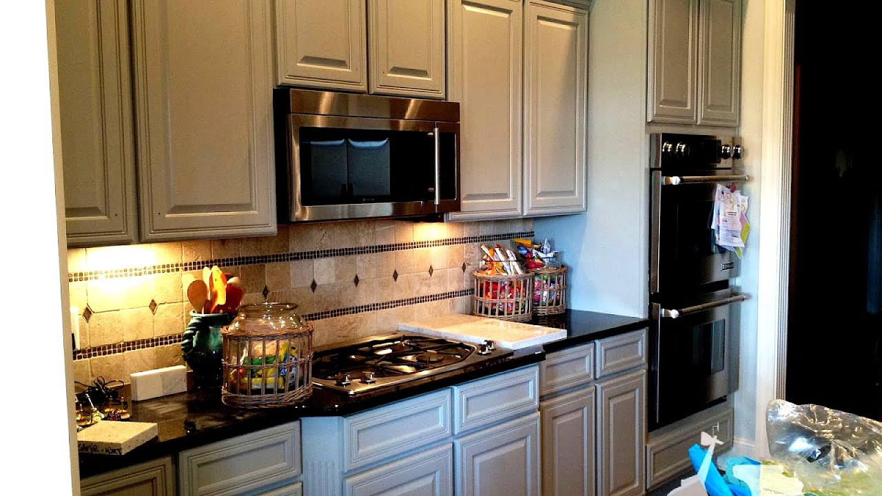 Remodeled Kitchens With Painted Cabinets