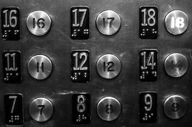 Ini Alasanya Kenapa tak ada angka 13 dalam lift