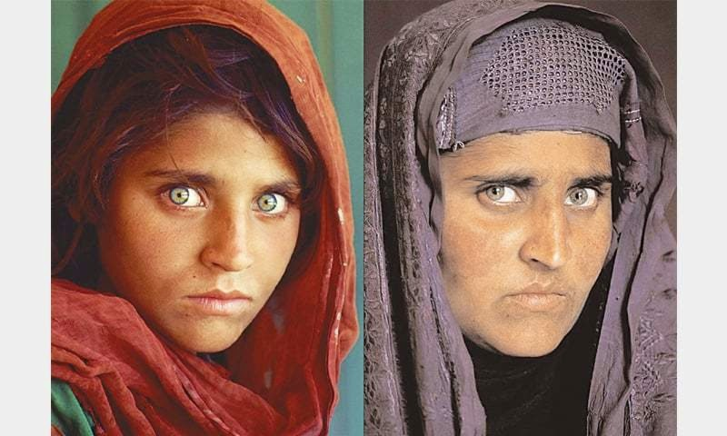 Afgan Kızı