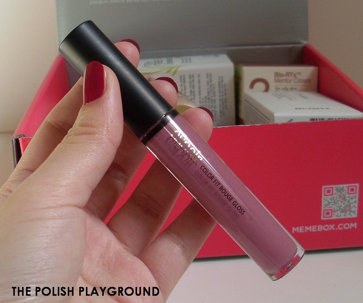 Memebox Luckybox #2 Unboxing - Espoir Lip Gloss
