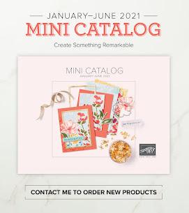 Jan - June 2021 Mini-catalog