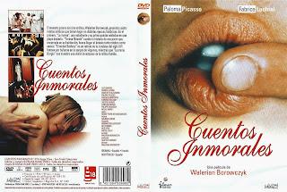Cuentos inmorales (1974 - Contes immoraux)