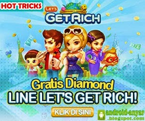 TRIK DIAMOND GET RICH GRATIS
