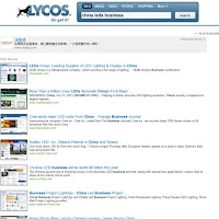Lycos Search