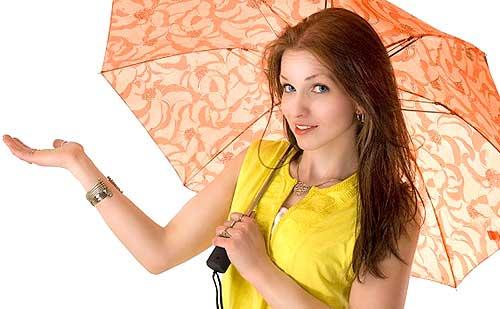 10 Tips para que la lluvia no arruine tu maquillaje