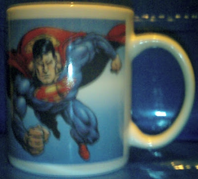 Superman 2006 mug #2 side a