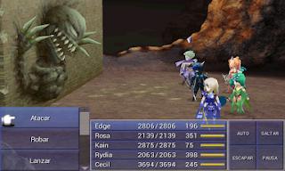 Final Fantasy IV (1.2.3) [Español] [Android]