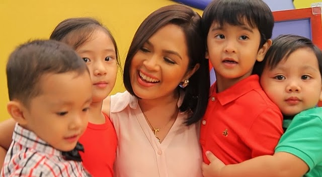 Bet on Your Baby Hosted by Judy Ann Santos Premieres this October on ABS-CBN