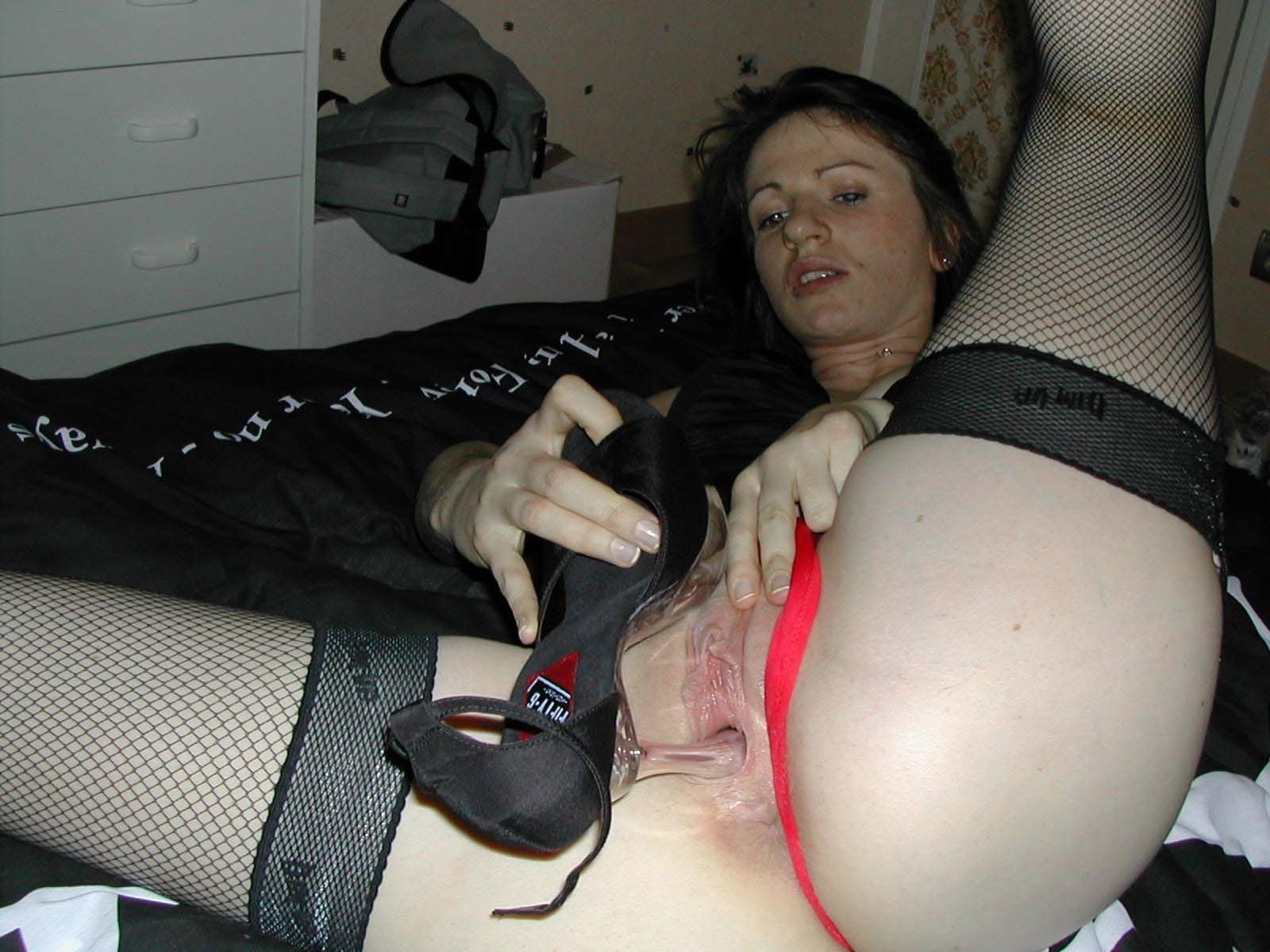 Mature Wife In Stockings