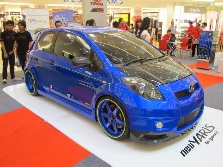 Foto Modifikasi Toyota Yaris