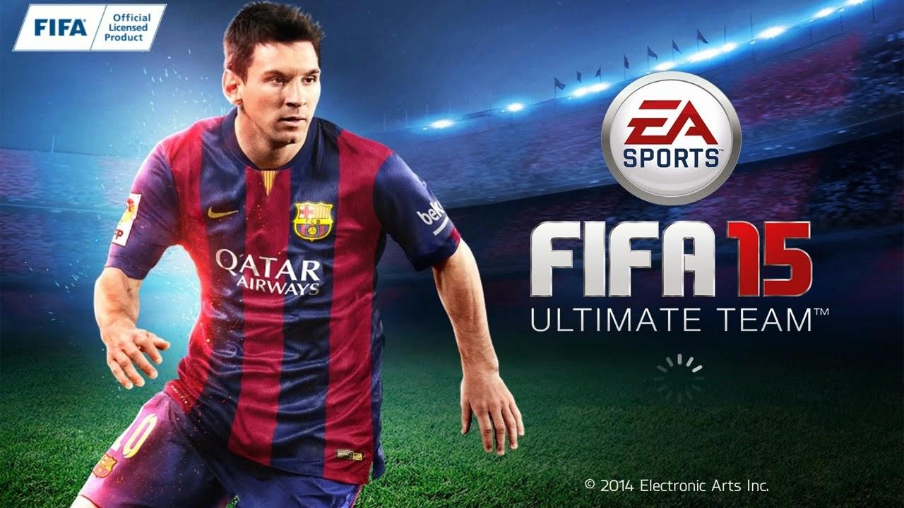 FIFA 15 Ultimate Team v1.0.6 Full Apk Data - Siêu Phẩm Thể Thao Đổ Bộ Android