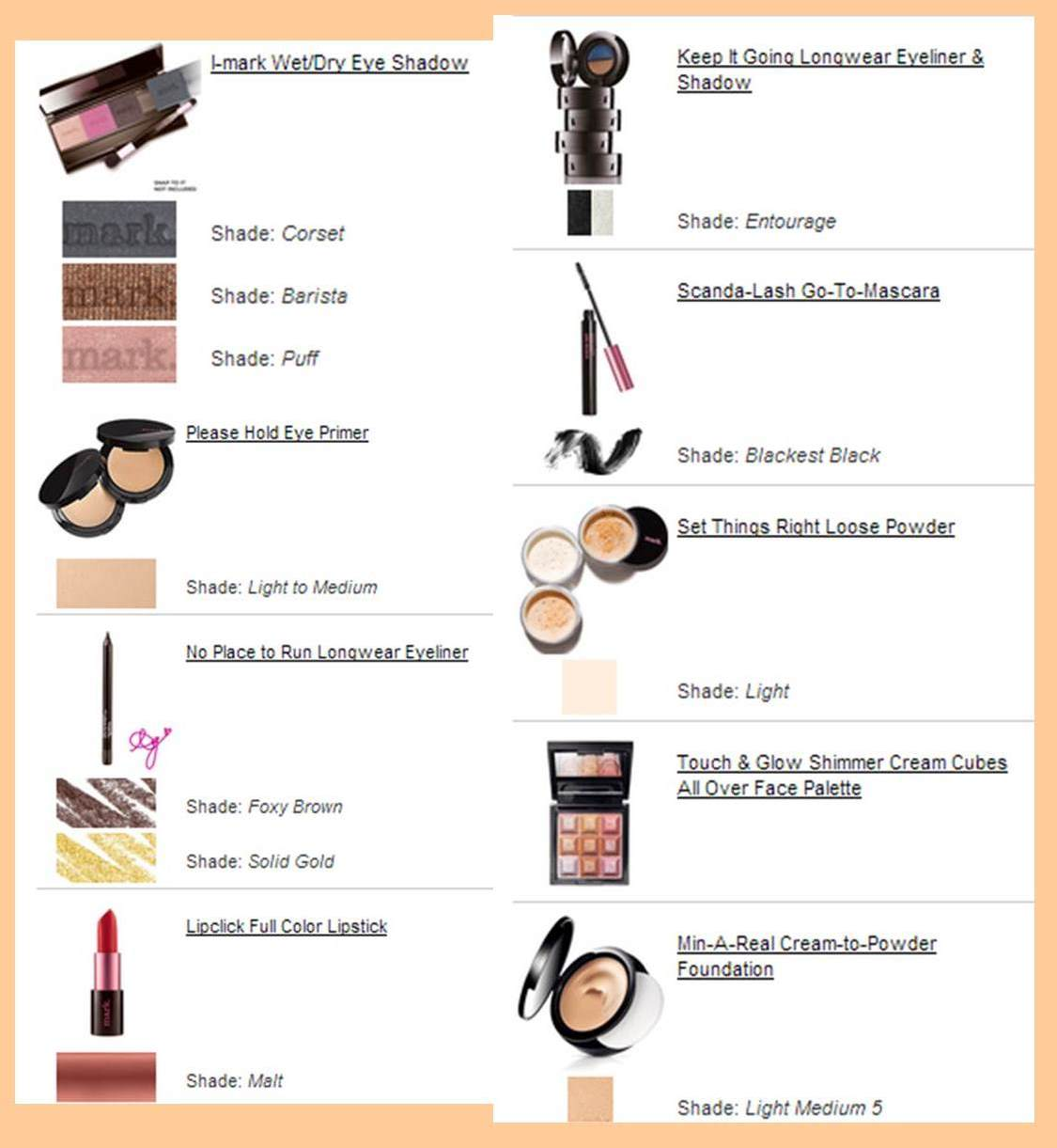Erica's Fashion & Beauty: Get The Look