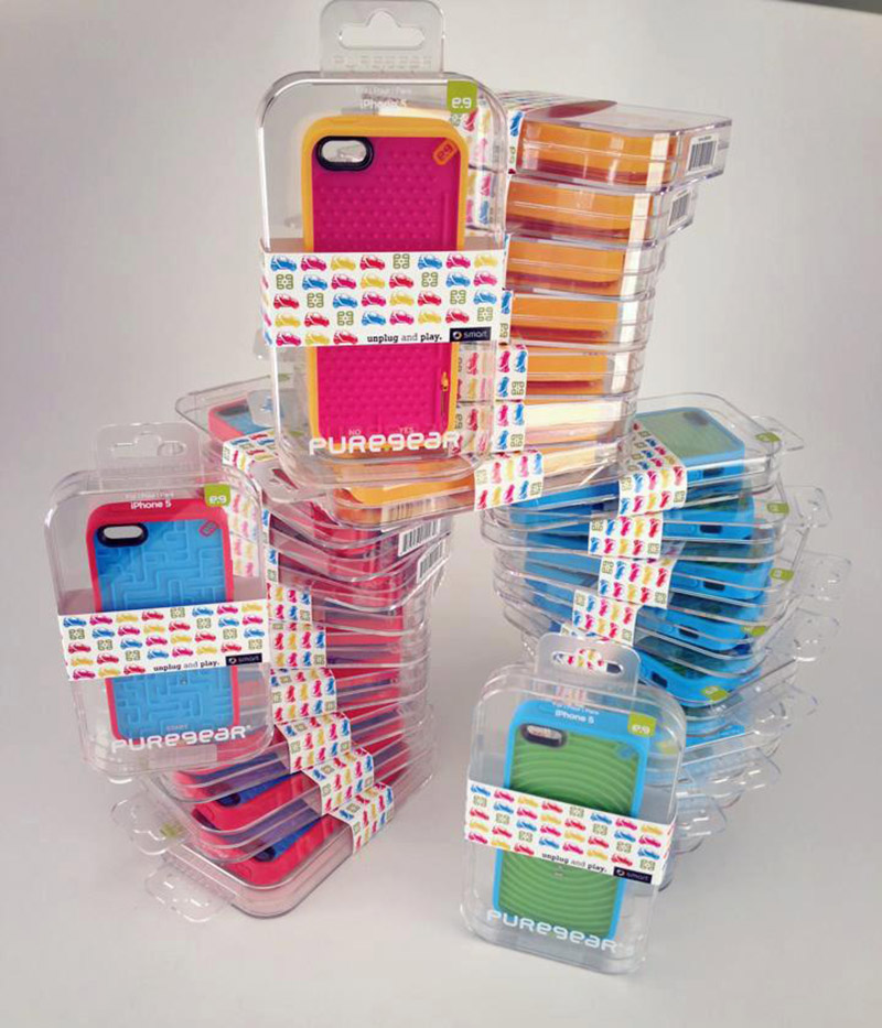 Retro Game Cases For The iPhone and Samsung Galaxy From Pure Gear.