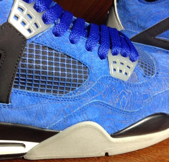Air Jordan Retro 4 Ebay Laser