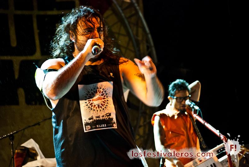 Che Sudaka Festival MéditerranéO' 2014