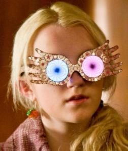 DIY Printable Luna Lovegood Spectrespecs Glasses  Luna