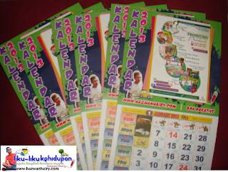 kalender eksklusif hazwan