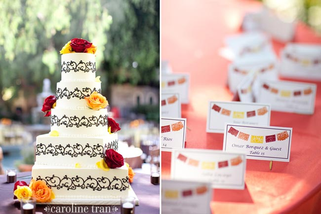 Greer Loves: Cinco de Mayo Wedding: The Details