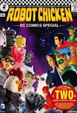 pelicula Robot Chicken DC Comics Special 3: Magical Friendship (2015)