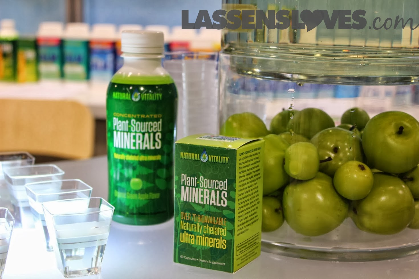 Natural+Foods+Expo+West+2014, Natural+Foods, Expo+West, Natural+Vitality, Plant+Sourced+Minerals