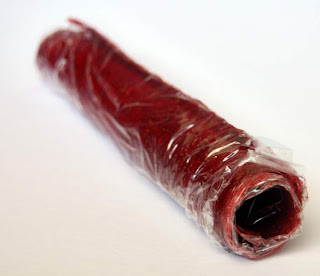 Homemade Fruit Leather by Tricia @ SweeterThanSweets