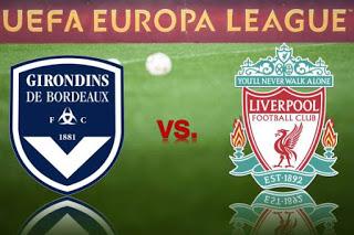 مشاهدة مباراة ليفربول وبوردو بث مباشر