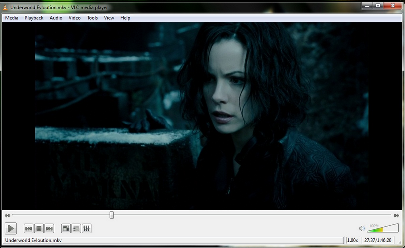 Movie Player With VLC