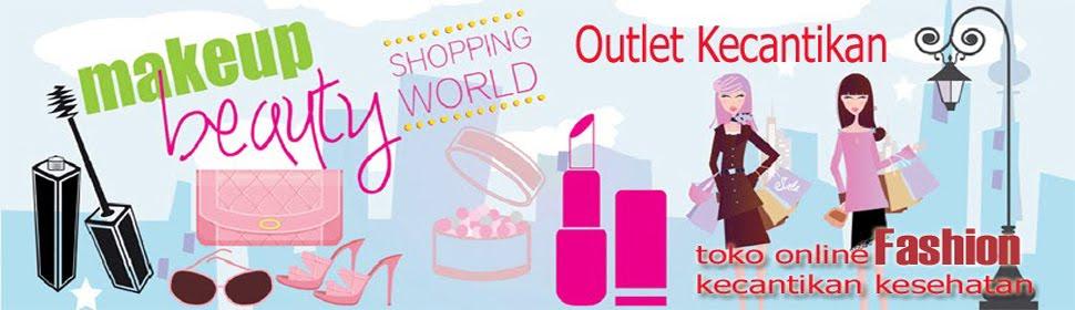 Outlet Kecantikan - Jual Produk Kecantikan, Kosmetik, Fashion dan Kesehatan Wanita Harga Murah