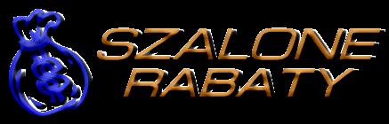 SZALONE RABATY