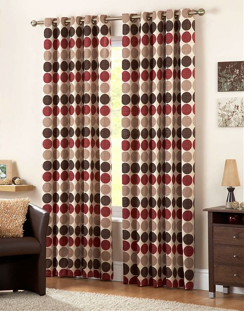 Contemporary bedroom curtains designs ideas 2011 for B m bedroom curtains