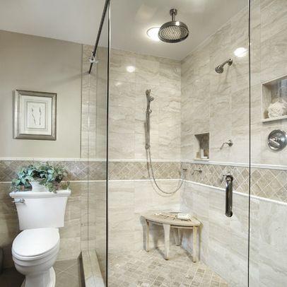 jennifer taylor design: shower tile ideas