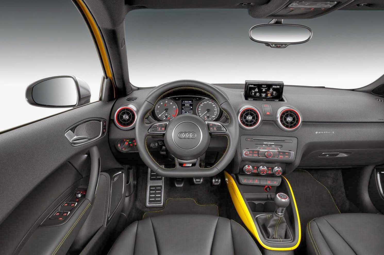 2014 Audi S1 Quattro