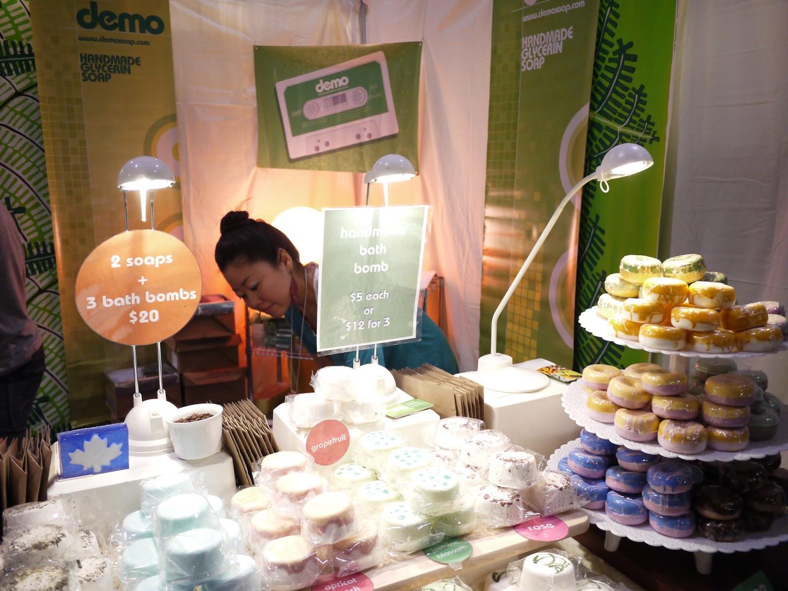 demo soaps