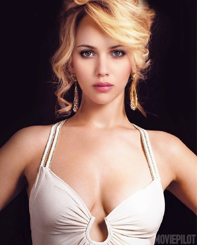 If Jennifer Lawrence and Scarlett Johnson Were Morphed Together