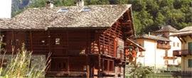 Casa stile Walser