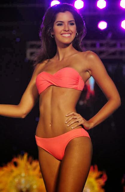 Paulina Vega Colombia 2014 Miss