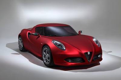 Alfa to reveal production 4C early