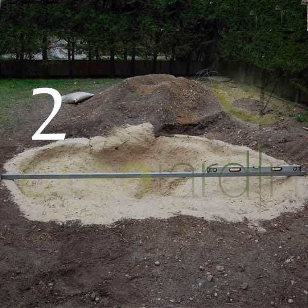 C mo hacer un estanque en tu jard n creajardin for Como oxigenar el agua de un estanque sin electricidad