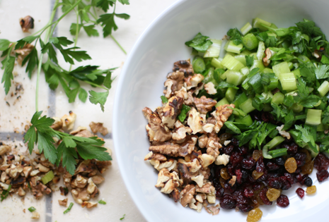Mixed Whole Grain And Berry Salad Recipes — Dishmaps