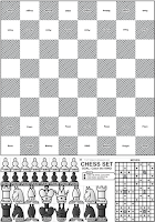 CHESS SET (cultural activity)
