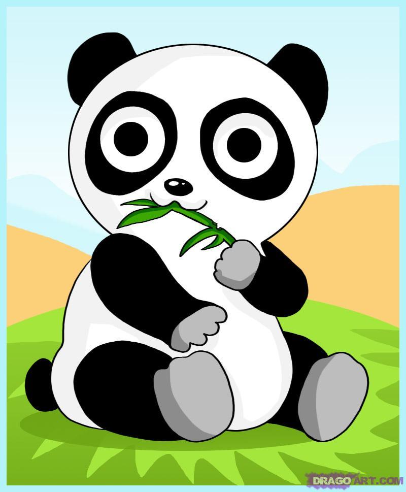 gambar panda - gambar panda comel