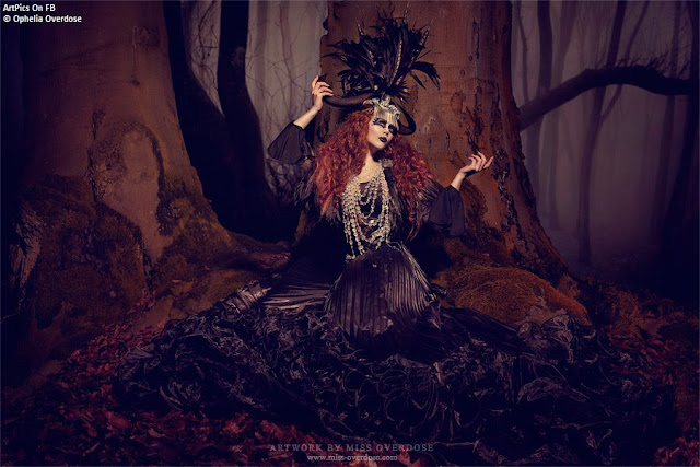 Ophelia Overdose Women photography
