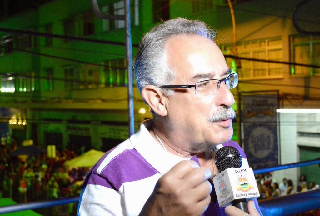 Secretário de Turismo, Carlos Tucunduva, destaca a lotação dos hotéis e a alegria de teresopolitanos e turistas durante os dias de folia